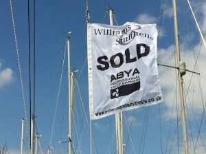 B & Mc – Sold Hallberg Rassy 49 (French)