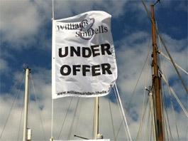 under offer flag