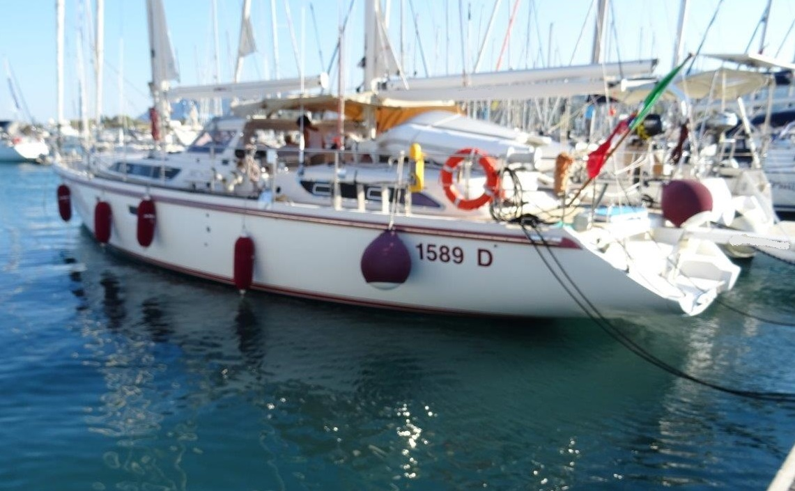 Amel 54 Price Reduced - Williams and Smithells