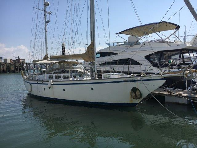 Alan Pape 50 Ketch - Video - Williams and Smithells