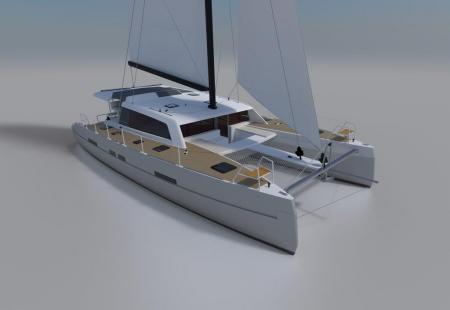 Garcia Yachting Explocat 52
