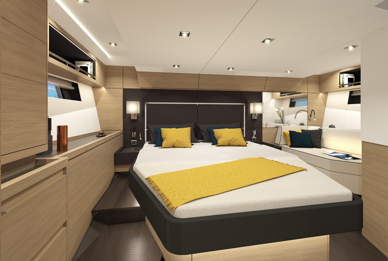 allures 51.9 cabin master
