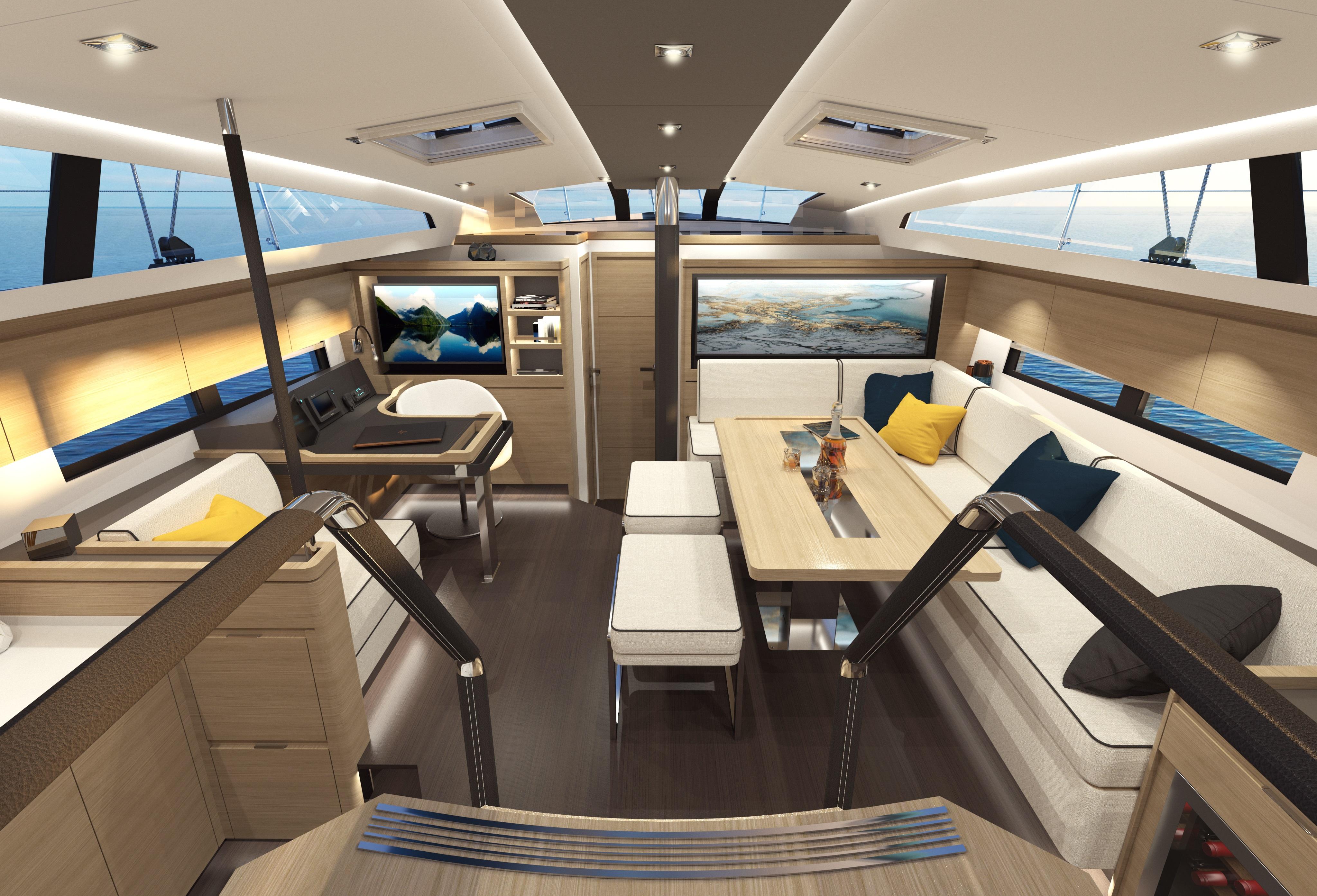 allures 51.9 cabin