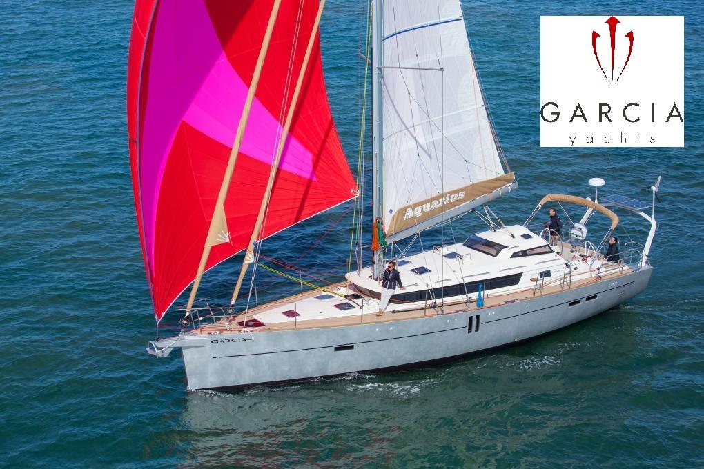 Garcia Yachts Hybrid Engine Garcia Exploration 45 Williams And Smithells