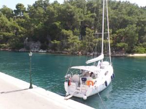 Graeme & Diane Sold – Beneteau Oceanis 43