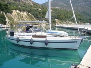Sunbeam 37 For Sale in Greece