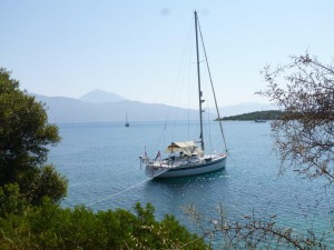 Moody 42 for Sale in Crete